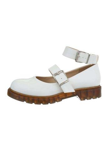 Neckermann Damen Slipper - white