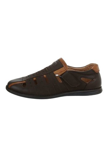 Neckermann Herren Sandalen - brown