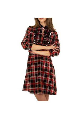 SHK PARIS Robe pour dame par SHK Paris - rouge