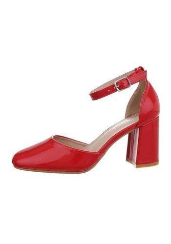 Neckermann Damenschuh mit Absatz - Rot