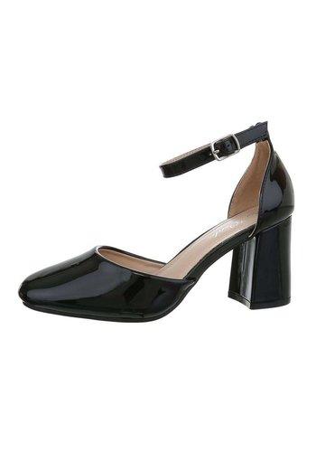 Neckermann Dames schoen met hak - zwart