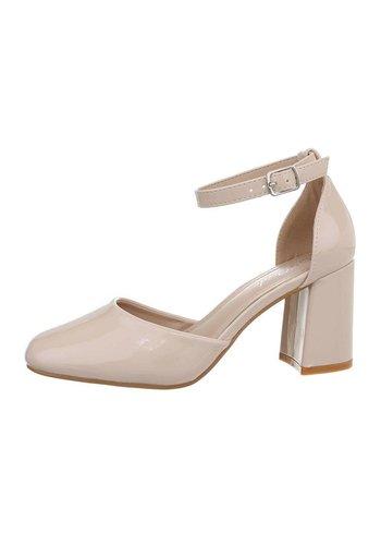 Neckermann Dames schoen met hak - beige