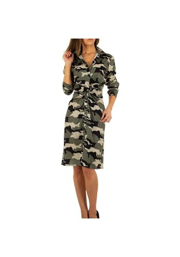 Neckermann Dames Jurk van Emmash Paris - camouflage