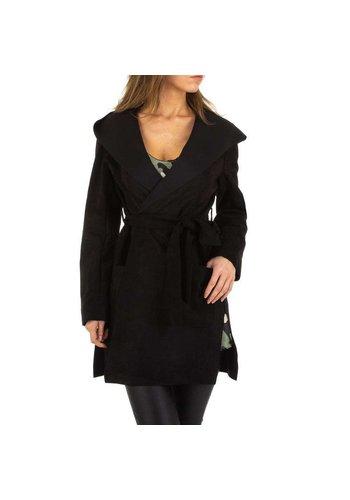 Neckermann Damen Mantel von Emmash Paris - black