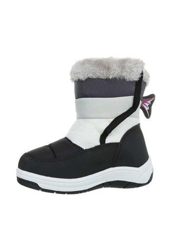 Neckermann Kinder Boots - noir et blanc