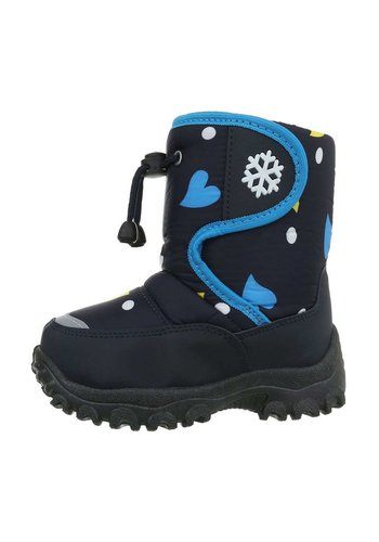 Neckermann Bottines pour enfants - bleu marine