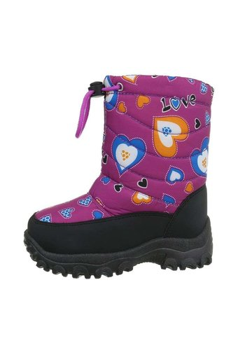 Neckermann Kinder Boots- paars
