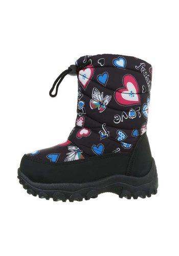 Neckermann Kinder Boots- noir