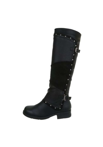 Neckermann Damen Klassische Stiefel - black