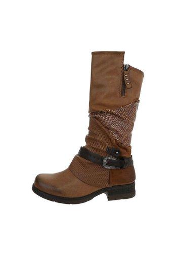 Neckermann Classic Boot Kamel - Kamel