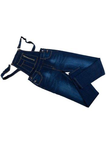 Neckermann Jeans femme Le Lys - bleu