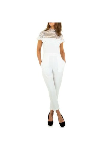 Neckermann Combinaison Femme von Emmash Paris - blanc
