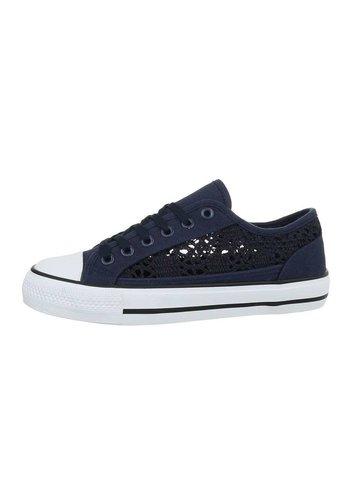 Neckermann Damen Low-Sneakers - DK.blue