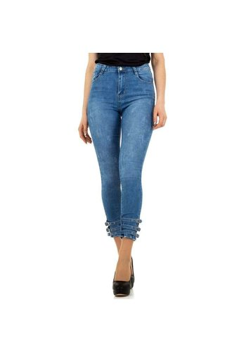 Neckermann Damen Jeans von Laulia - blue