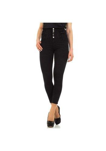 Neckermann Damen Jeans von Laulia - black