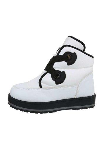 Neckermann Dames Boots - Wit