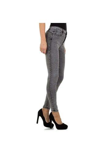 Neckermann Damen Jeans von Daysie - grey