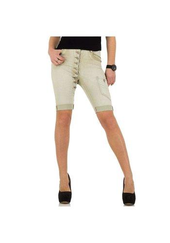 Mozzaar Short pour femme Mozzaar - beige