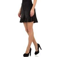 Damen Shorts von JCL - schwarz