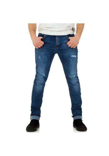 Neckermann Herenjeans van Edo Jeans - blauw