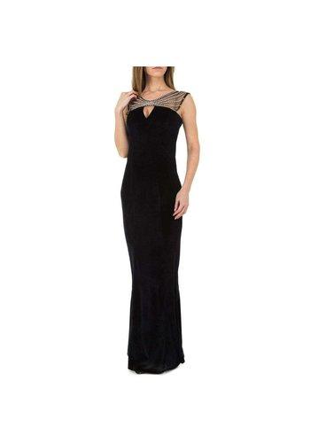 Neckermann Damenkleid von Emmash Paris - schwarz