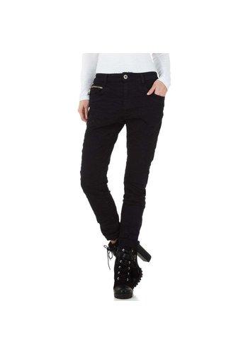 Mozzaar Jeans femme Mozzaar - noir