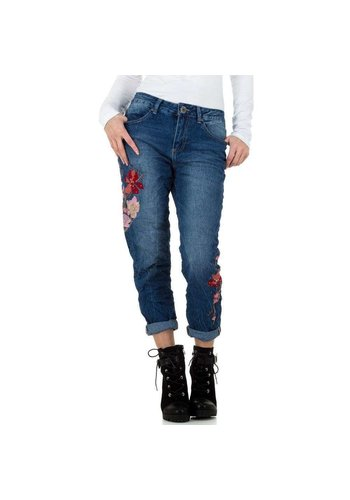 Mozzaar Jeans pour femmes Mozzaar - bleu