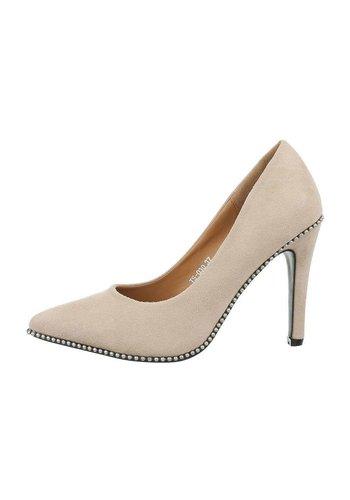 Neckermann Damen High-Heel Pumps - beige