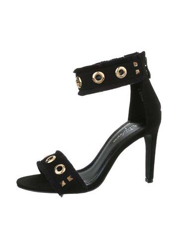 Neckermann Damen offener Schuh - schwarz
