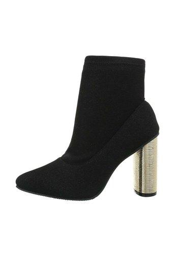 Neckermann Damen High-Heel Stiefeletten - black