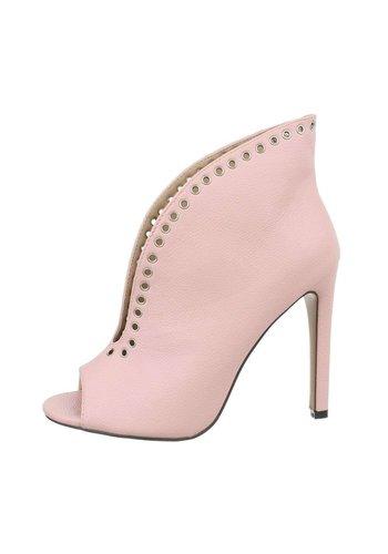 Neckermann Dames peep-toes - rose