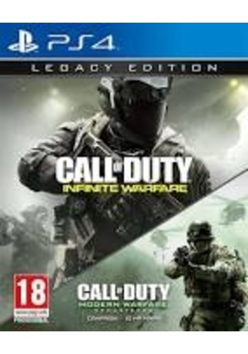 PS4 Call of Duty Unendliche Kriegsführung Legacy Edition PS4