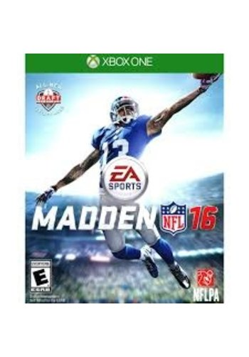 XBOX ONE Madden NFL 16 - Xbox One