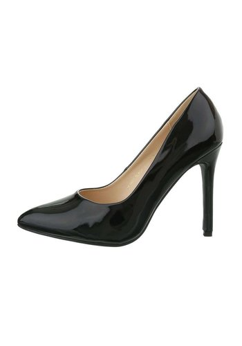 Neckermann escarpins pour dames avec talon noir XK-0070