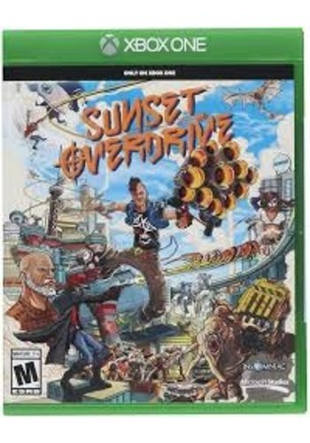 XBOX ONE Sunset Overdrive - Xbox One