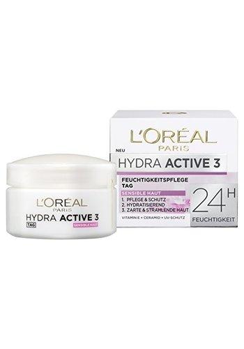 L'OREAL Dagverzorging -  Hydra Active 3 - 50ml