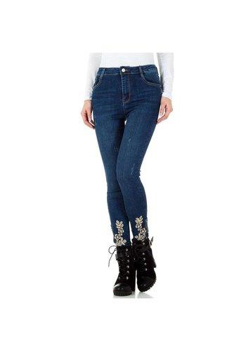 Neckermann Damen Jeans blau KL-J-3D329