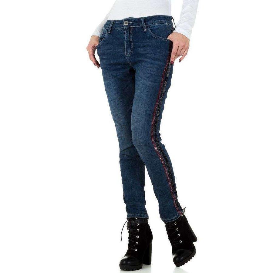 dames jeans blauw KL-J-C9988