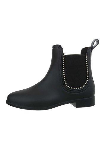 Neckermann dames chelsea boots zwart D50P