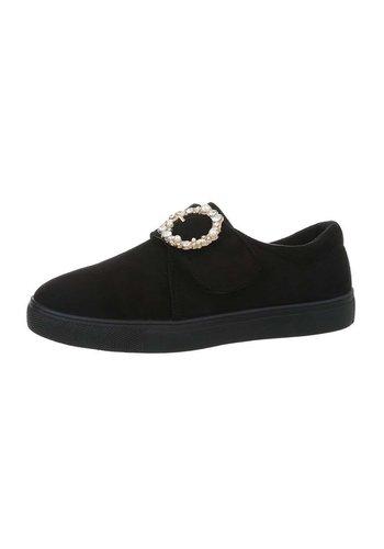 Neckermann dames slippers zwart D38-1