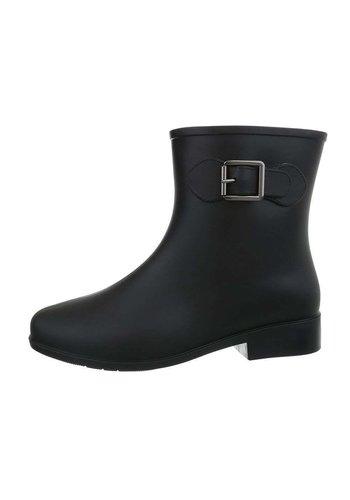 Neckermann dames laarzen zwart D32P