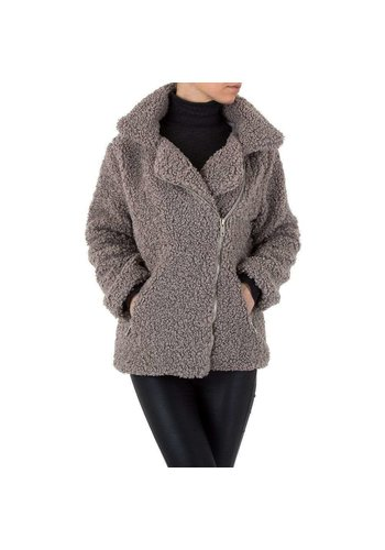 SHK PARIS veste pour femme taupe KL-Z-11