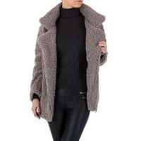 veste pour femme taupe KL-Z-11