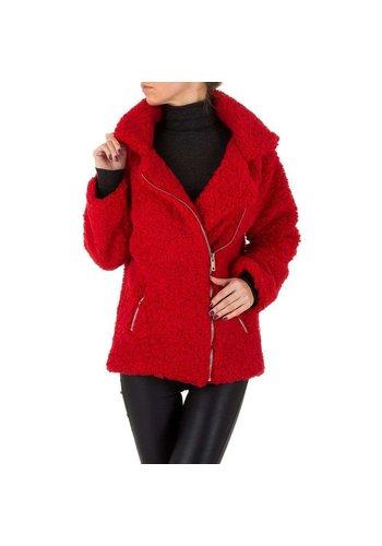 Neckermann veste femme rouge KL-Z-11