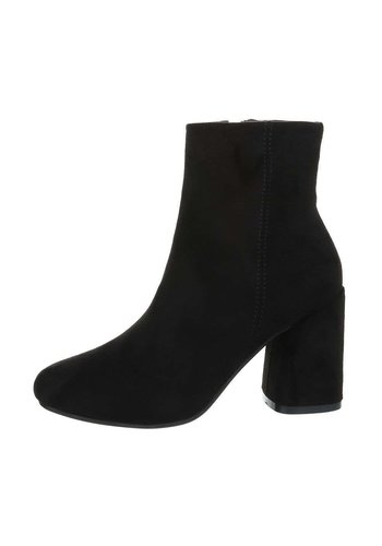Neckermann bottes pour dames noir 3486