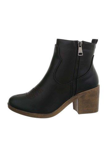 Neckermann Bottes pour dames noir S1695