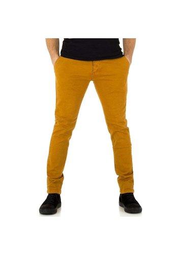 Neckermann heren jeans senf KL-H-K042-Q
