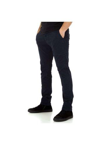 Neckermann Heren jeans navy KL-H-K042-B