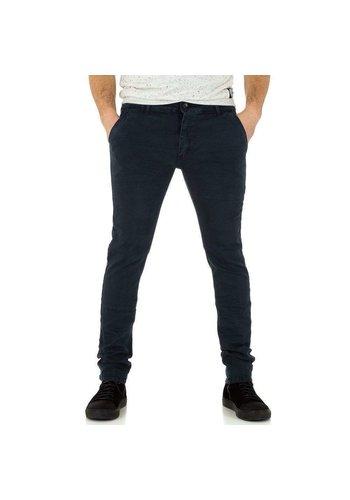 Neckermann heren jeans blauw KL-H-K031-B