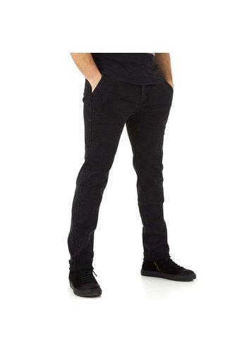 Neckermann Herren Jeans von TF Boys Denim - schwarz